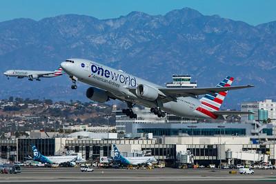 American Airlines Boeing 777-223(ER) N791AN 12-31-20