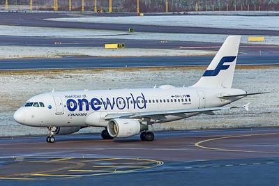 Finnair Airbus A319-112 OH-LVD 10-29-19 2