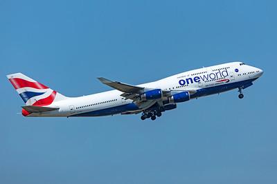 British Airways Boeing 747-436 G-CIVD 6-29-19