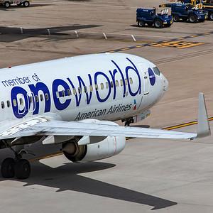 American Airlines Boeing 737-823 N919NN 5-1-21