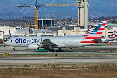 American Airlines Boeing 777-223(ER) N796AN 12-31-20