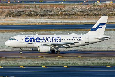 Finnair Airbus A319-112 OH-LVD 10-29-19 3