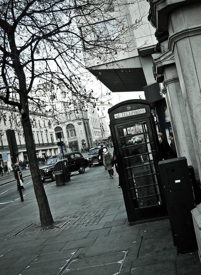 London street scene - 2003