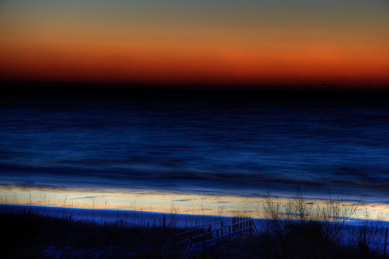 Sunrise Below Freezing