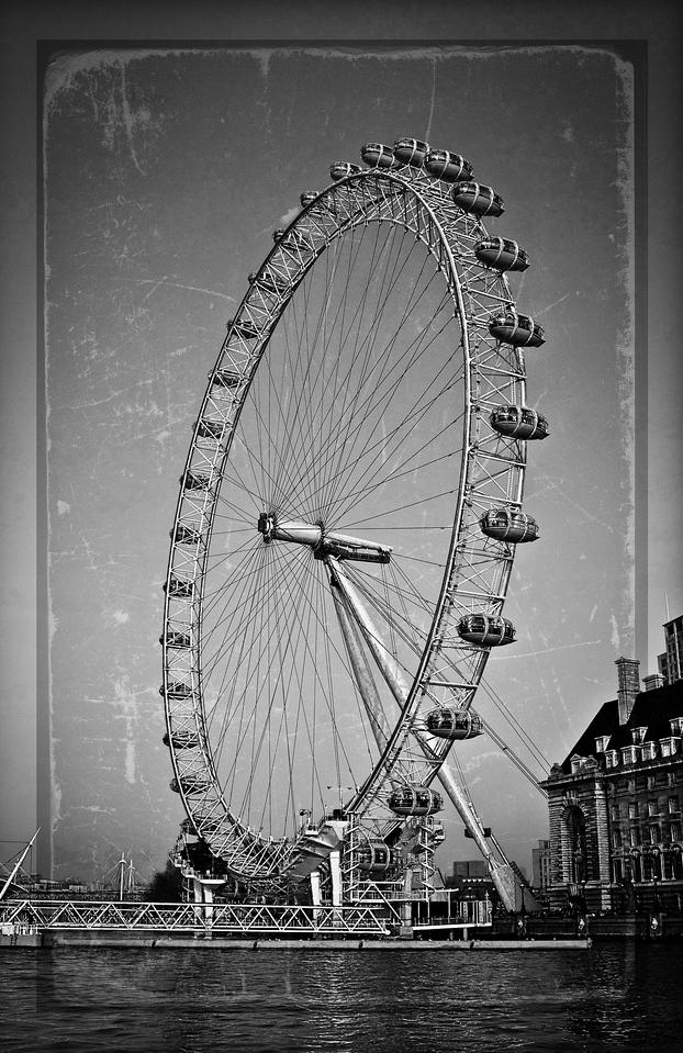 London Eye 2003
