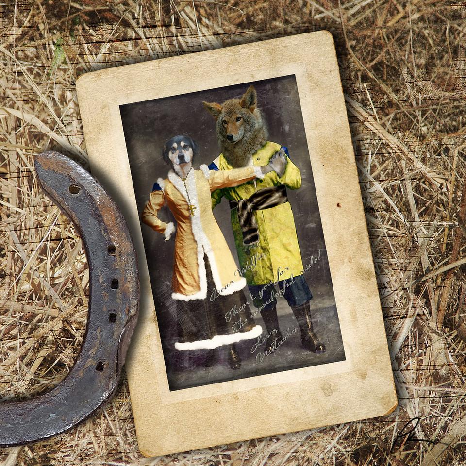 Natasha & Wolfie