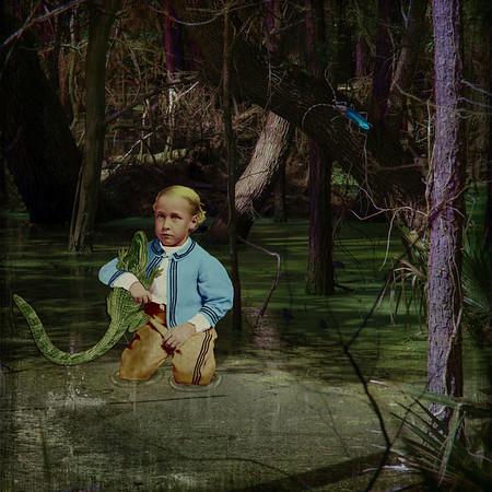 Swamp Gator
