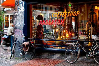 Utrecht coffee shop