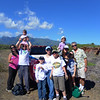 part of the group at pau hana<br /> (photo by Shannon Paapanen)