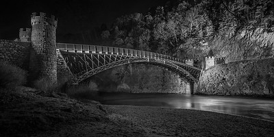The Telford Bridge Speyside.