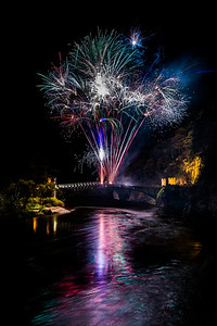Craigellachie Bridge 200 year old Anniversary celebration's November 2014.