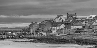 Burghead Moray From the shore