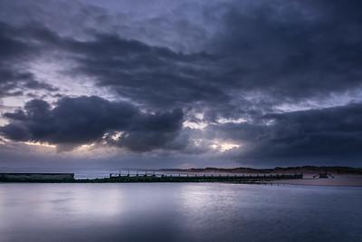 Stormy Sky, Lossiemouth