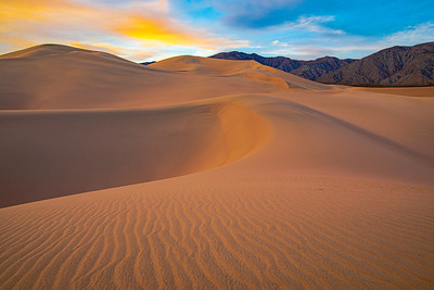 Sand and Earth