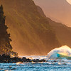 Na Pali Wave Photographer