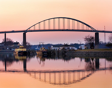 C and D Canal Bridge 4 (Chesapeake City, Md)