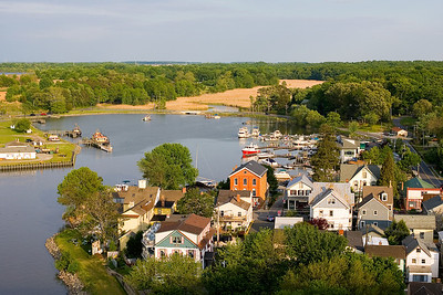 View From The Bridge (Chesapeake City, Md)