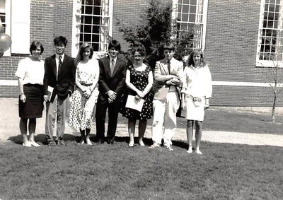 Cum Laude Inductees, 1988