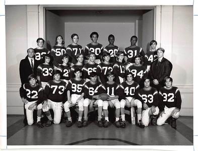 Ted Burnham is the coach on the right. Larry Kessler on left.