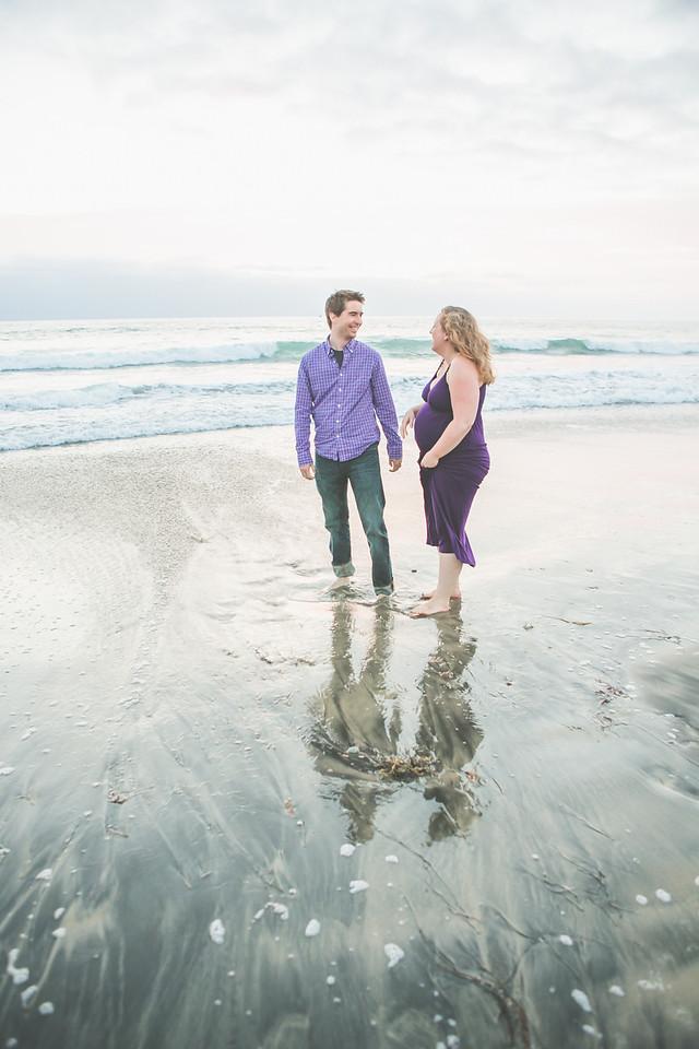 Francie and Alec Maternity 2013-45