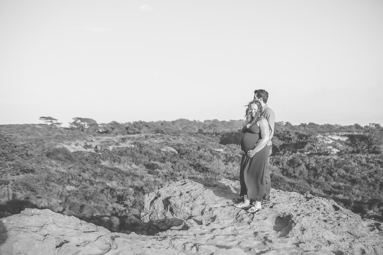 Francie and Alec Maternity 2013-16