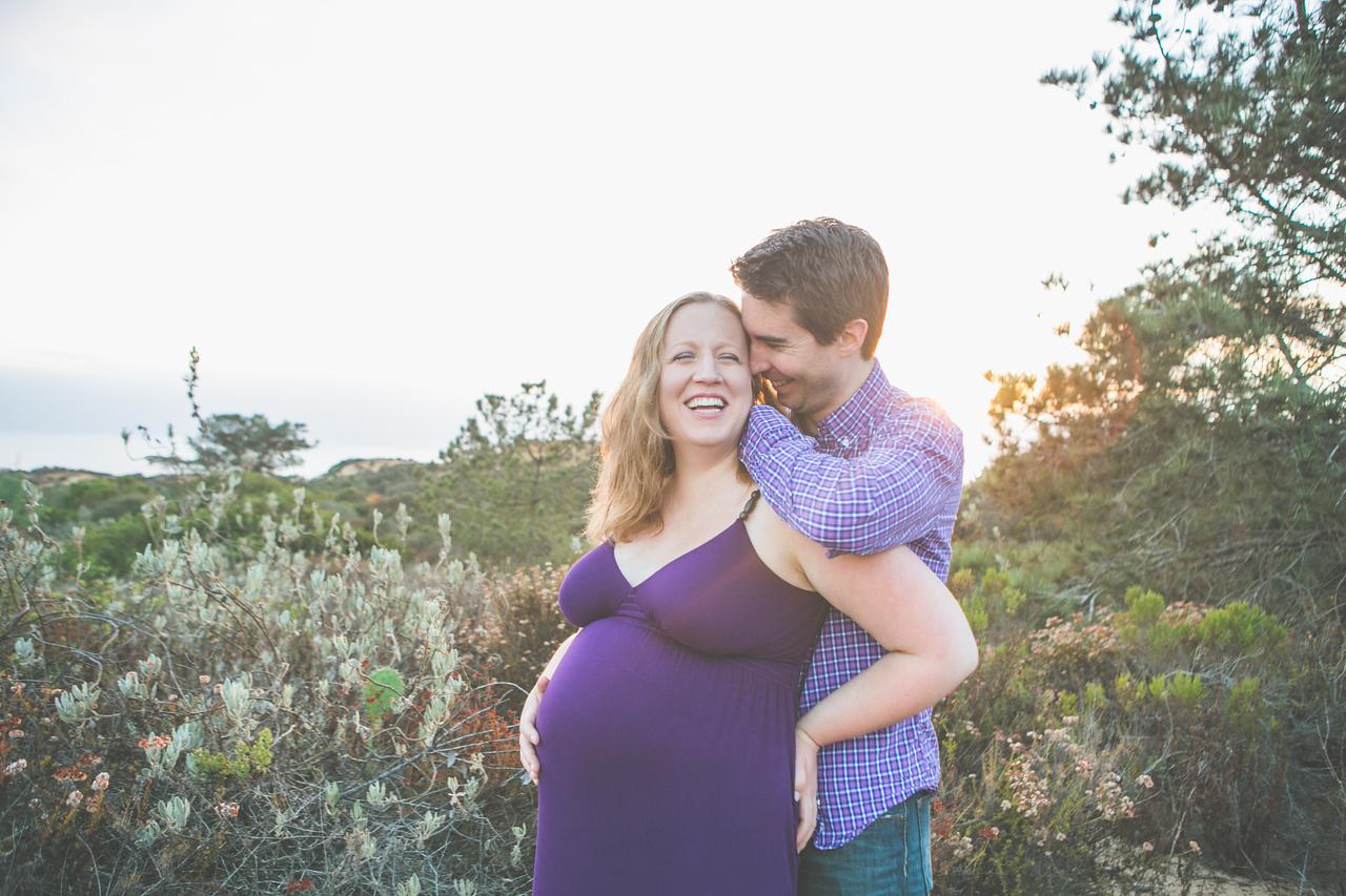 Francie and Alec Maternity 2013-36