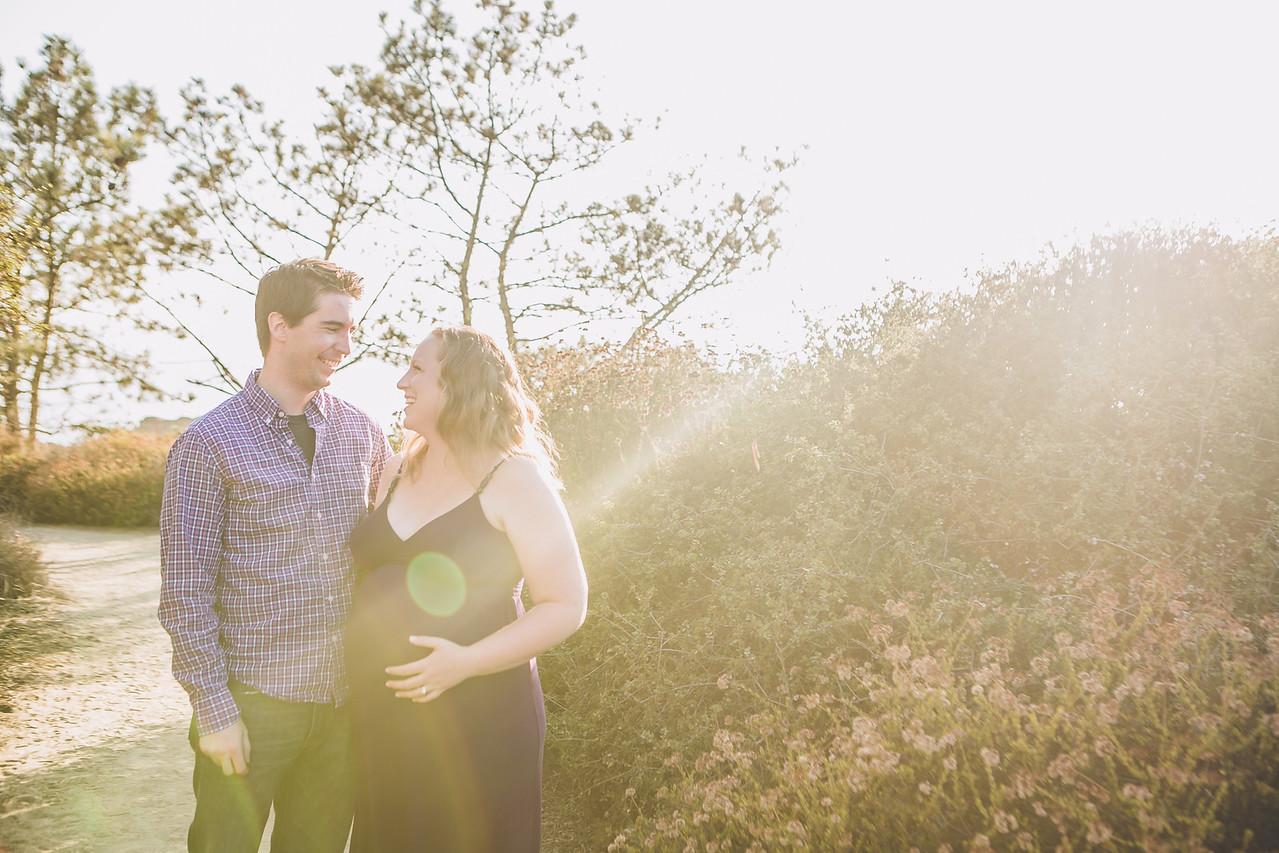 Francie and Alec Maternity 2013-1