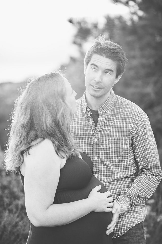 Francie and Alec Maternity 2013-42