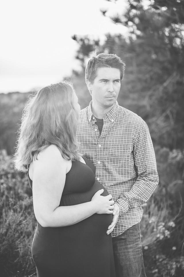 Francie and Alec Maternity 2013-41