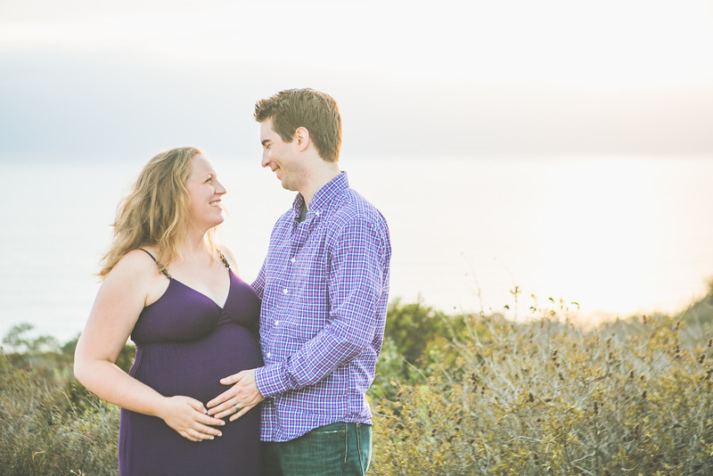 Francie and Alec Maternity 2013-24