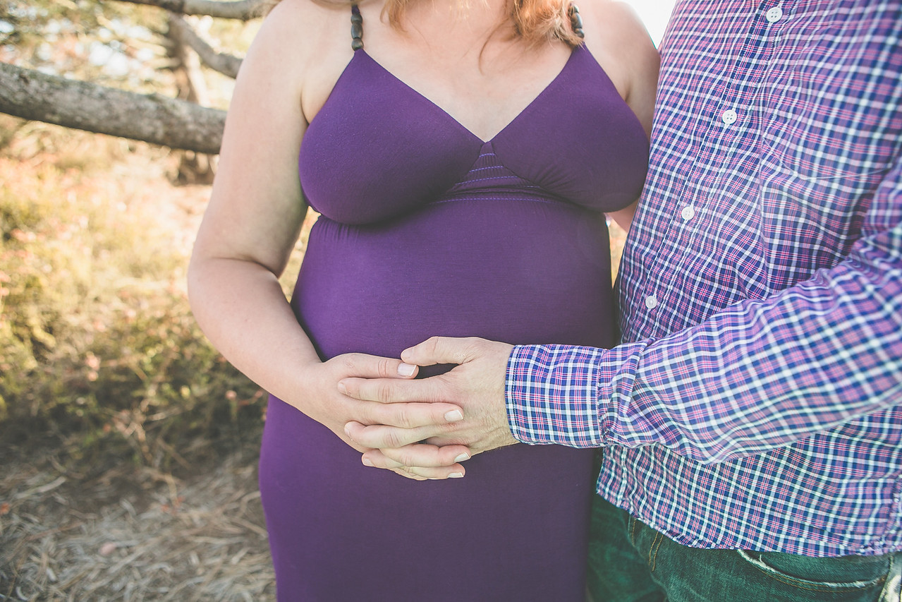 Francie and Alec Maternity 2013-3