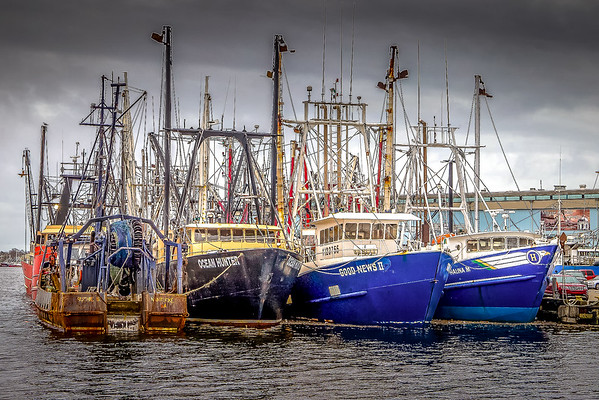 20181210Fishing Boats #1-16