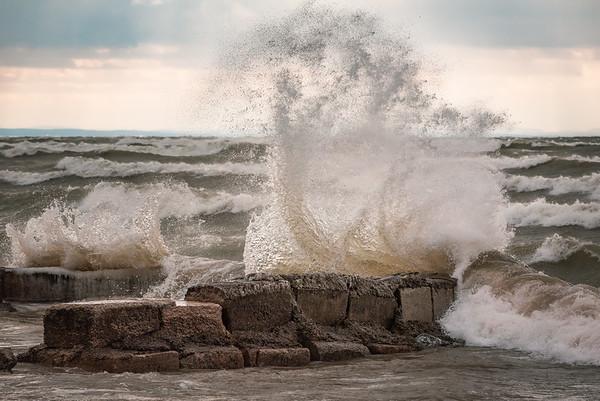 Cedar Bay Beach Waves 2
