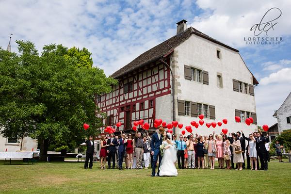 Hochzeiten im Ritterhauskeller Uerikon