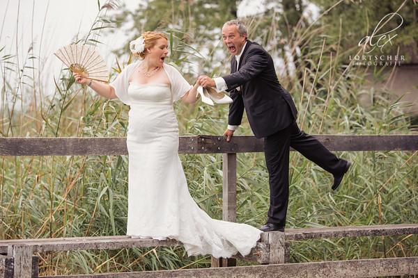 Hochzeitsfotograf für Bilder in Greifensee