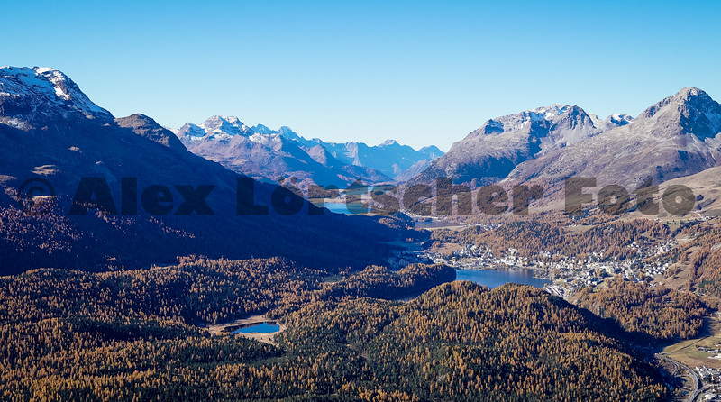 Wandern Muotas Muragl Schweiz