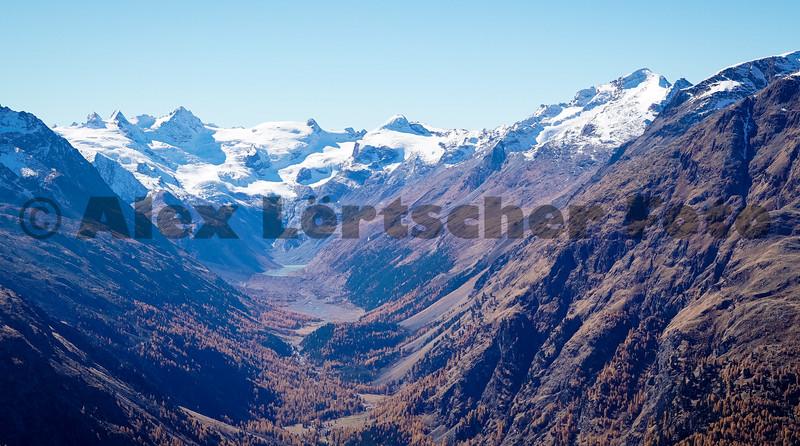 Wandern im Engadin Schweiz