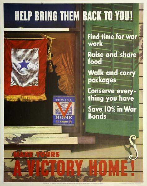 A Focus on War Work