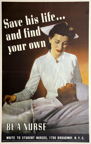 Nursing and the War