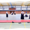 "Aikido class in Gasteiz (Basque Country) to fundraise for  ""Bultzain"". This local NGO works with and on behalf of homeless people; but, because of the economic crisis, has difficulties to keep working."