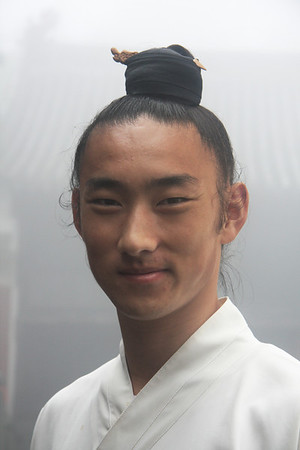 Taoist monk (Wudang)