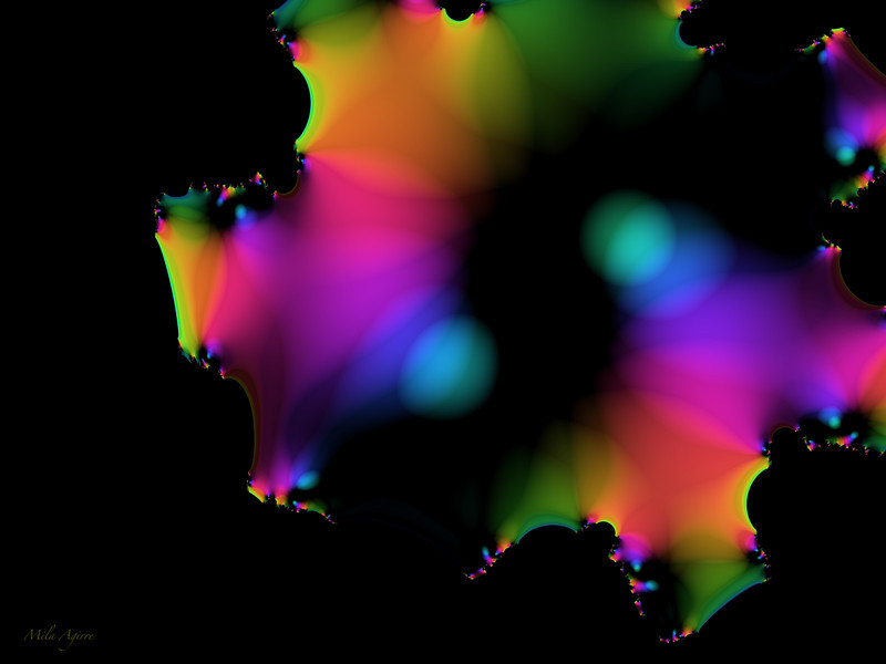 Spinning at night 3