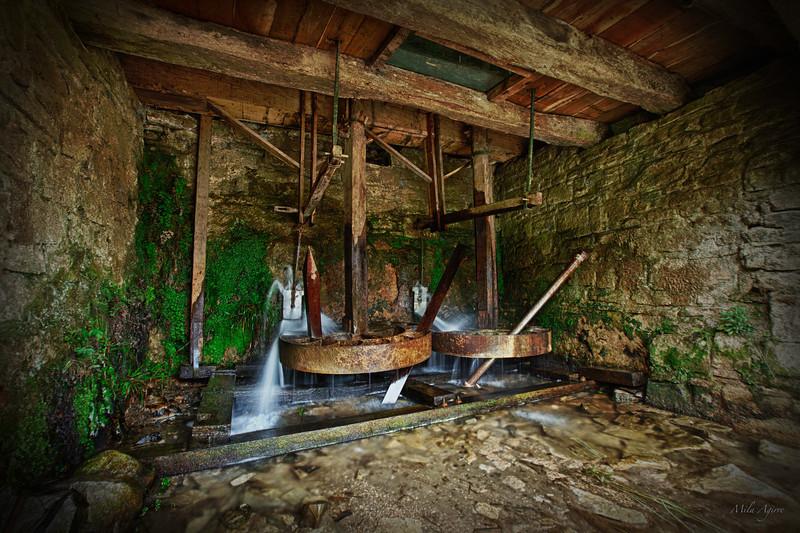 Errota (Ospitalepea, Xiberoa)<br /> Water-mill (Hôpital-Saint-Blaise, Xiberoa)