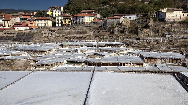 Añanako Gatz Harana (Araba)<br /> Salt Valley of Añana (Araba)