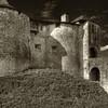 Mauleko gaztelua (XI. mende)<br /> Château de Mauléon (11th century)