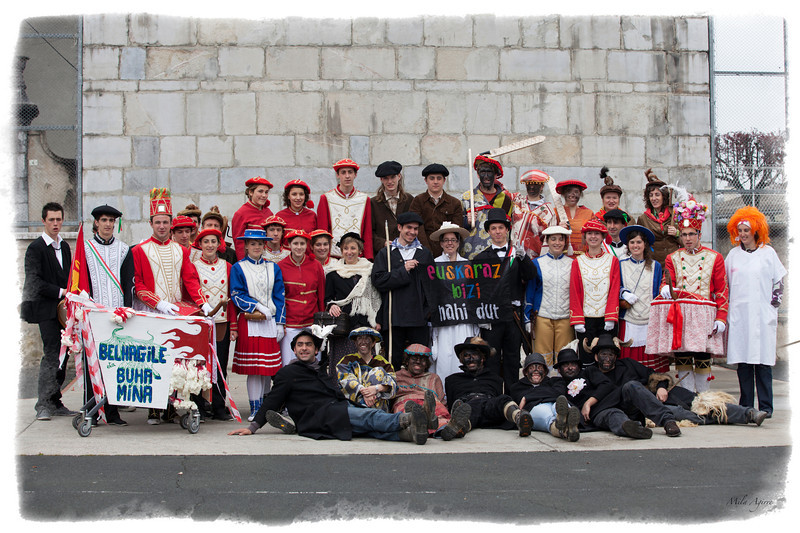 Maskarada 2012 (Xiberoa)<br /> Maskarada festival (Xiberoa 2012)