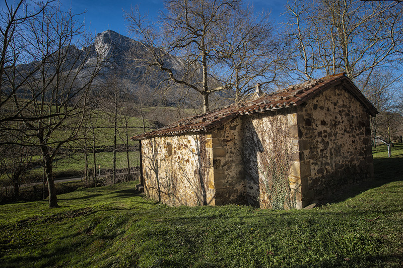 Hermitage of Saint Roque (Arrazola, Biscay)