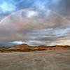 Ortzadarra, itxaropenaren zeinua (Bardenak, Nafarroa)<br /> Rainbow, a symbol of hope (Bardenak, Navarre)