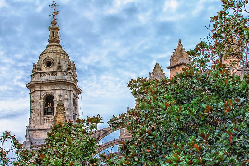 Andra Mariaren Zeruratzea Basilika (XV mendekoa, Lekeitio, Bizkaia).<br /> <br /> Basilica Assumption od Our Lady (15c, Lekeitio)