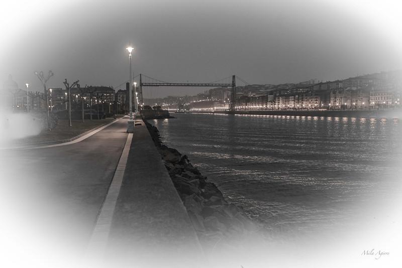 Bizkaiko zubia - Bizkaia bridge